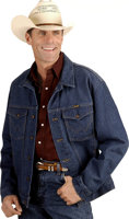 Wrangler® Cowboy Cut® Denim Jacket