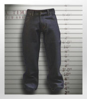 Prison Blues® RELAXED FIT JEANS (БОЛЬШИЕ РАЗМЕРЫ)