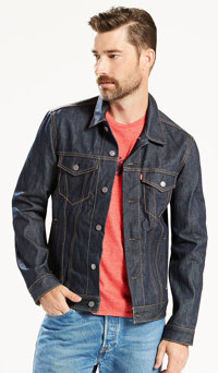 Levi's® Red Tab™ Rigid Denim Trucker Jacket