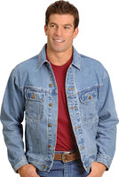 Wrangler® Rugged Wear® Denim Jacket