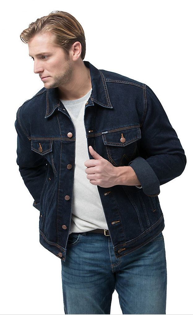 Wrangler® TRUCKER Denim Jacket