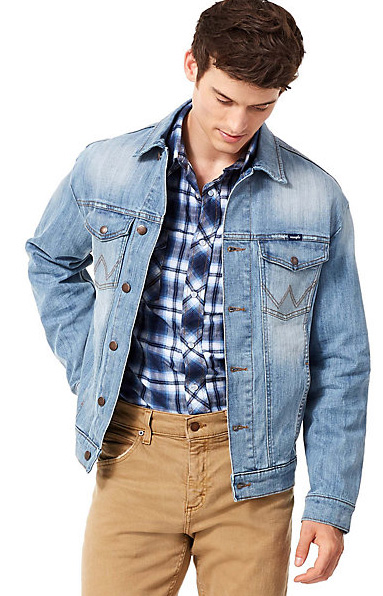 Wrangler® DENIM JACKET