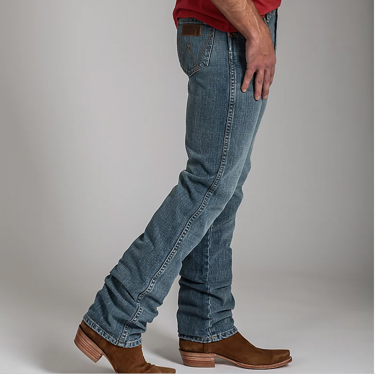 Wrangler® ROOTED COLLECTION™ ALABAMA slim fit jean