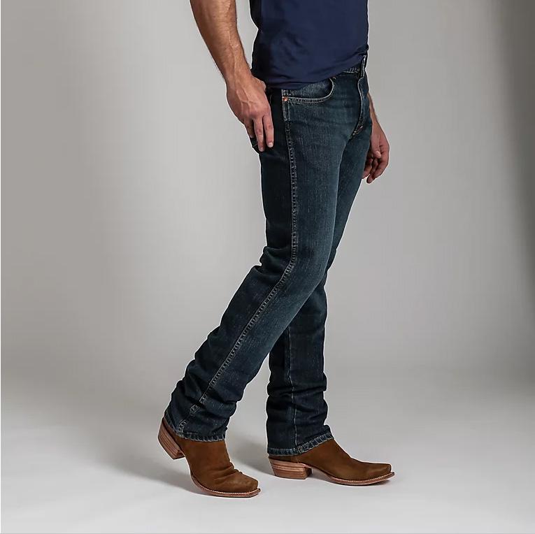 Wrangler® ROOTED COLLECTION™ TENNESSEE slim fit jean