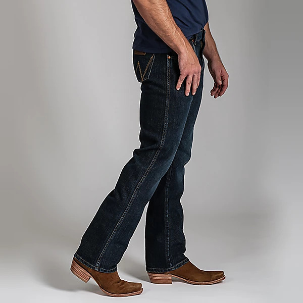 Wrangler® ROOTED COLLECTION™ TEXAS slim fit jean