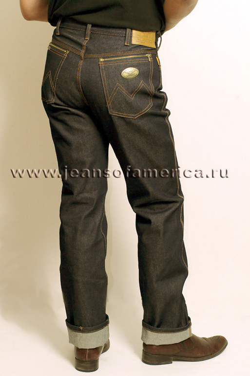 Montana® 104Z Original Jeans [Rigid (жёсткие)]