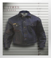 Prison Blues® WESTERN JACKET (ковбойская куртка)